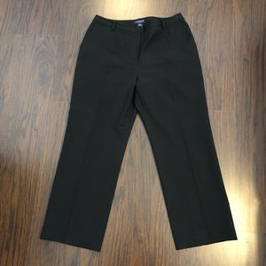 Ann Taylor dress pants stretch tapered size 14P